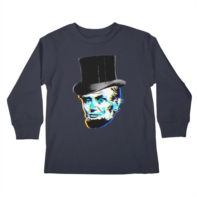 VamPotus Kids Longsleeve T-Shirt by F A B O O L U X