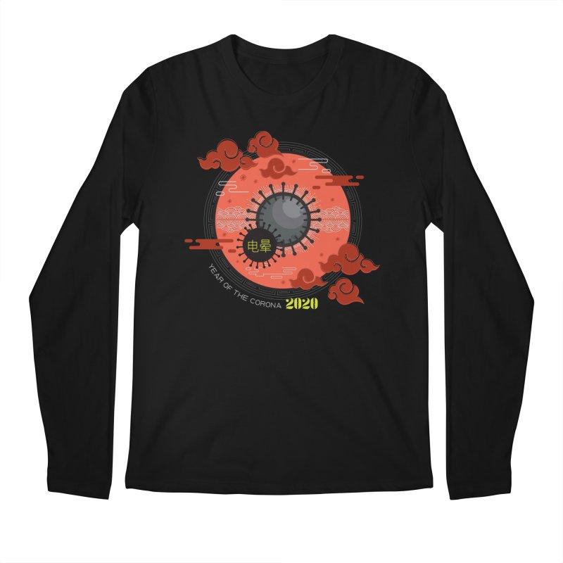 Kung Flu Men's Longsleeve T-Shirt by F A B O O L U X