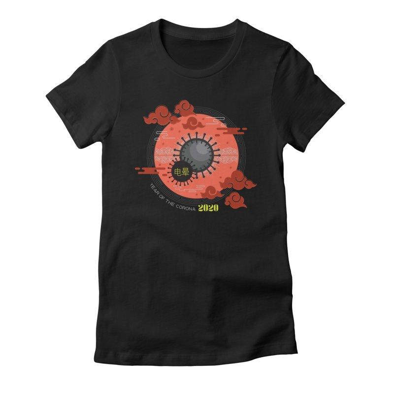 Kung Flu Women's T-Shirt by F A B O O L U X