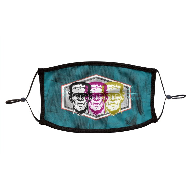 High Voltage Accessories Face Mask by F A B O O L U X