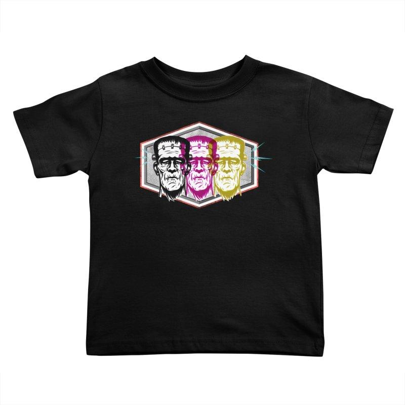 High Voltage Kids Toddler T-Shirt by F A B O O L U X