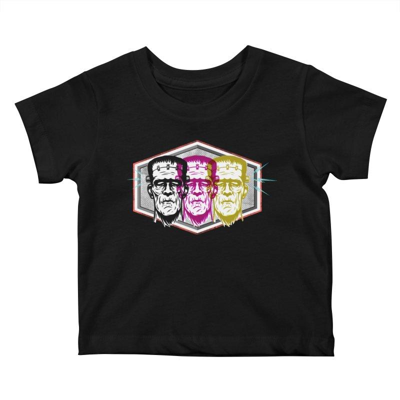 High Voltage Kids Baby T-Shirt by F A B O O L U X