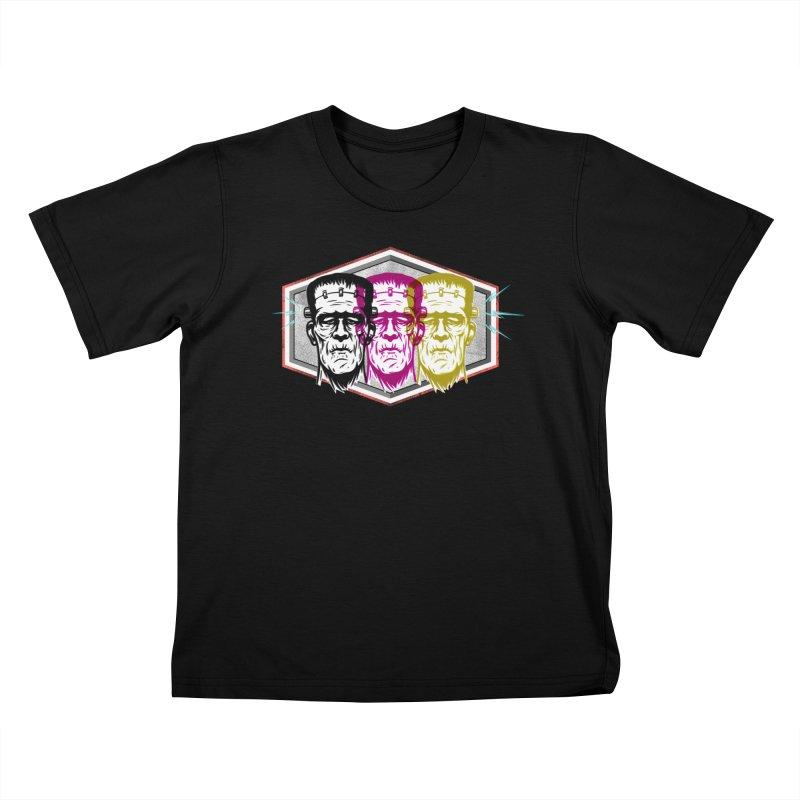High Voltage Kids T-Shirt by F A B O O L U X