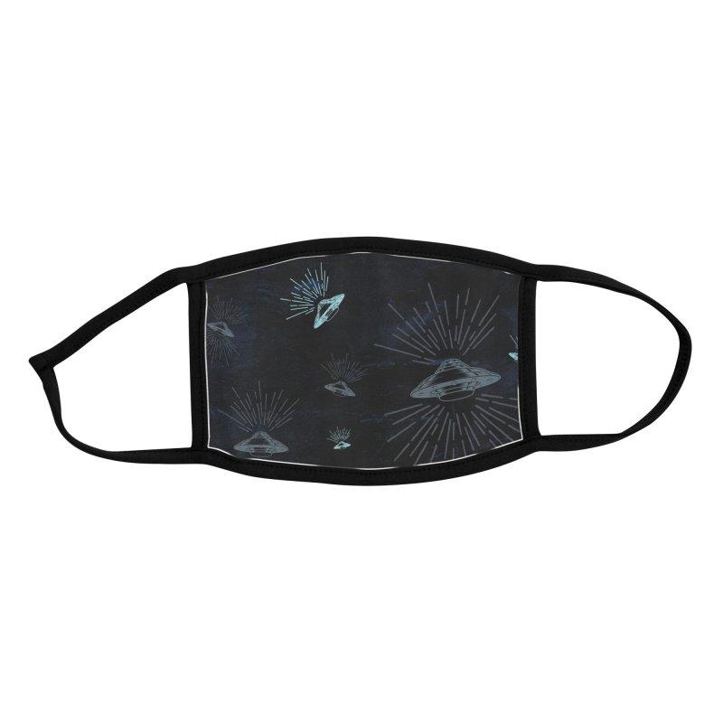 Legal Alien Accessories Face Mask by F A B O O L U X