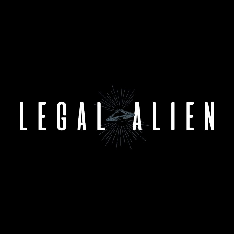 Legal Alien Men's T-Shirt by F A B O O L U X