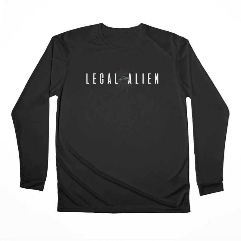 Legal Alien Men's Longsleeve T-Shirt by F A B O O L U X