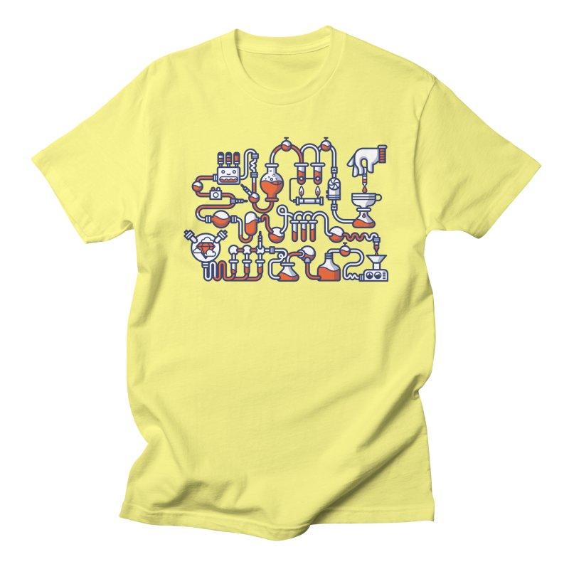 Alchemy Men's T-Shirt by fabric8's Artist Shop