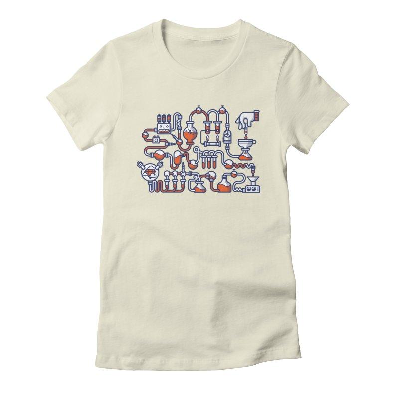 Alchemy Women's T-Shirt by fabric8's Artist Shop