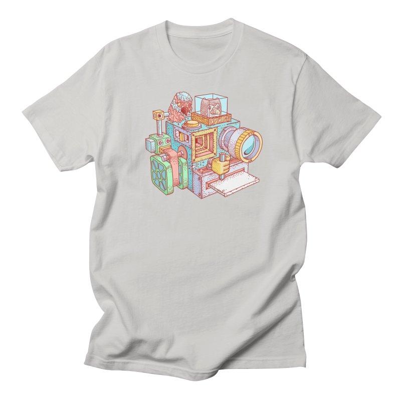 Creator Cam Men's T-Shirt by fabric8's Artist Shop