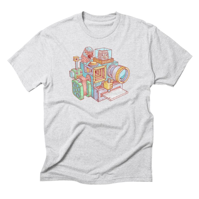 Creator Cam Men's T-Shirt by fabric8's Artist Shop