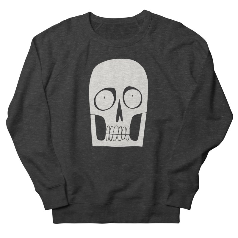 Skullduggery Men's Sweatshirt by facebunnies's Artist Shop