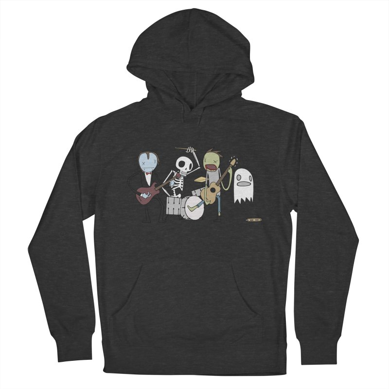 ..The Dead Will Rock The Earth Men's Pullover Hoody by facebunnies's Artist Shop