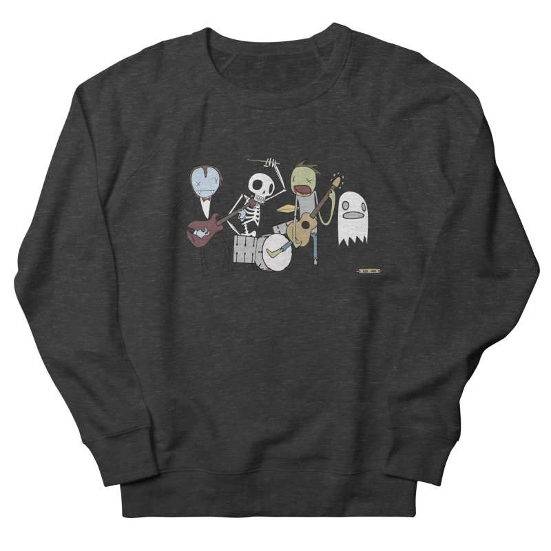 ..The Dead Will Rock The Earth Women's Sweatshirt by facebunnies's Artist Shop