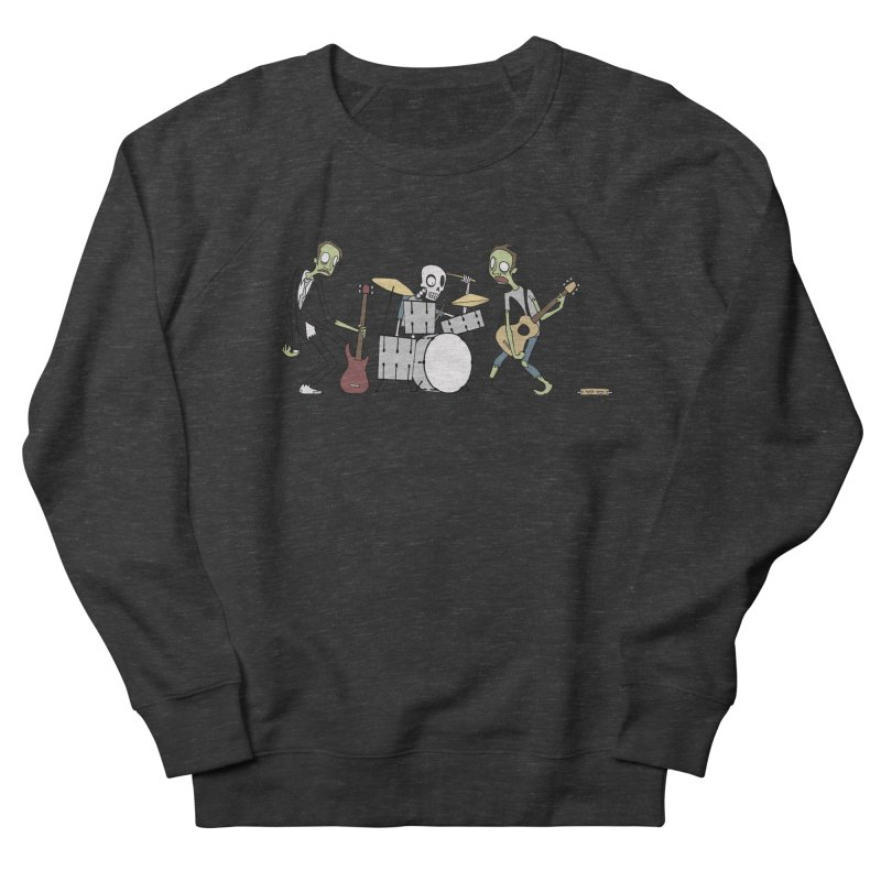 When There's No More Room In Hell.. Men's Sweatshirt by facebunnies's Artist Shop
