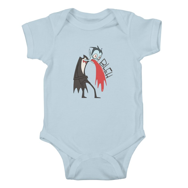 Fangover Kids Baby Bodysuit by facebunnies's Artist Shop