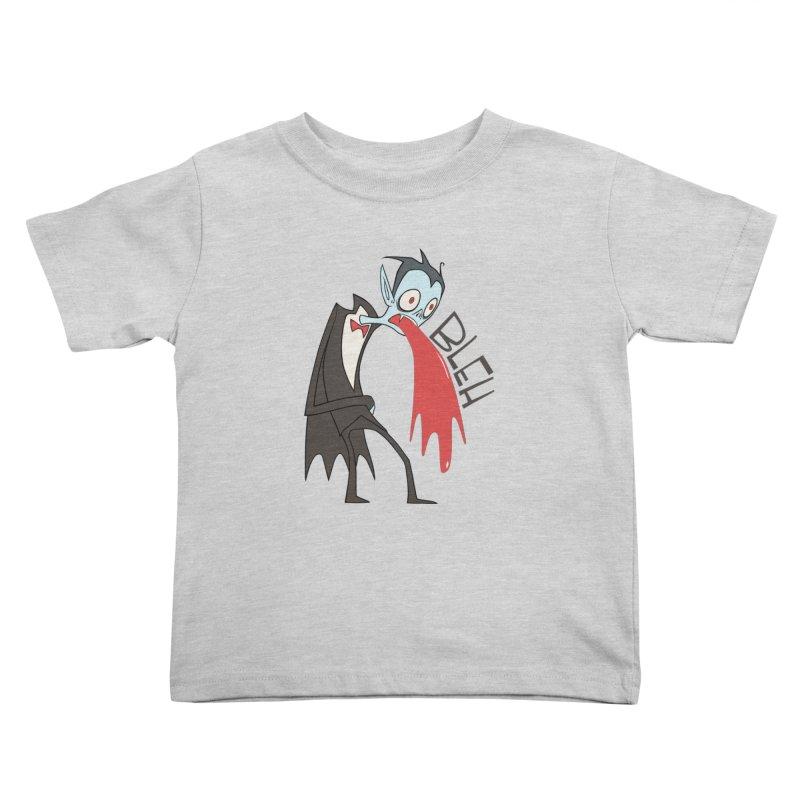 Fangover Kids Toddler T-Shirt by facebunnies's Artist Shop