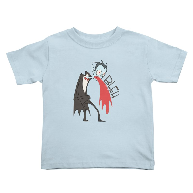 Fangover Kids Toddler T-Shirt by facebunnies's Artist Shop