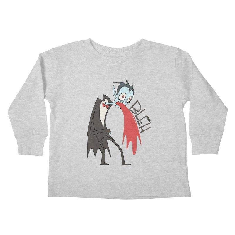 Fangover Kids Toddler Longsleeve T-Shirt by facebunnies's Artist Shop