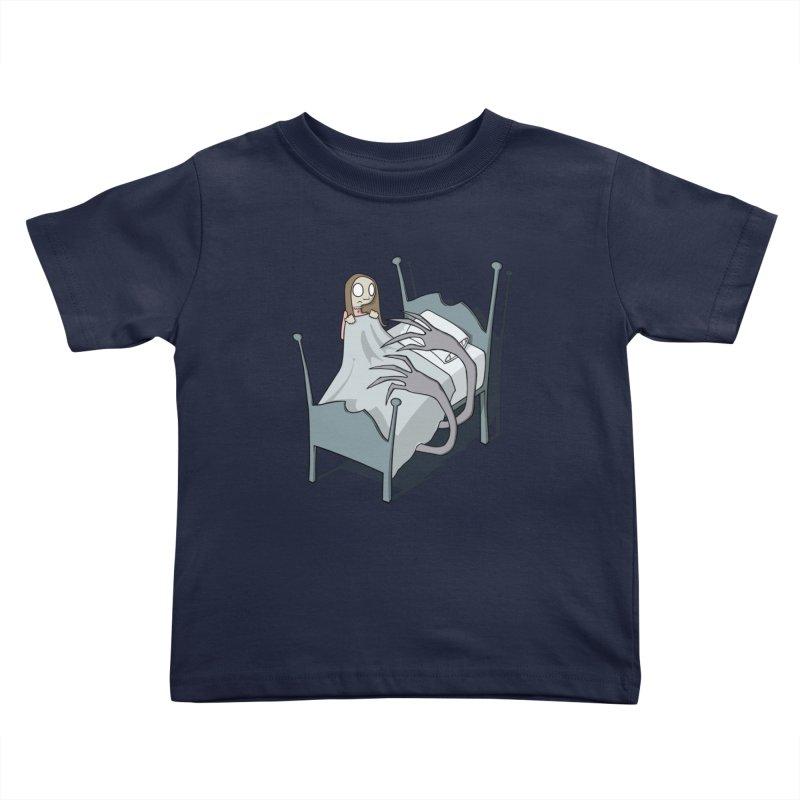 Bedtime Kids Toddler T-Shirt by facebunnies's Artist Shop