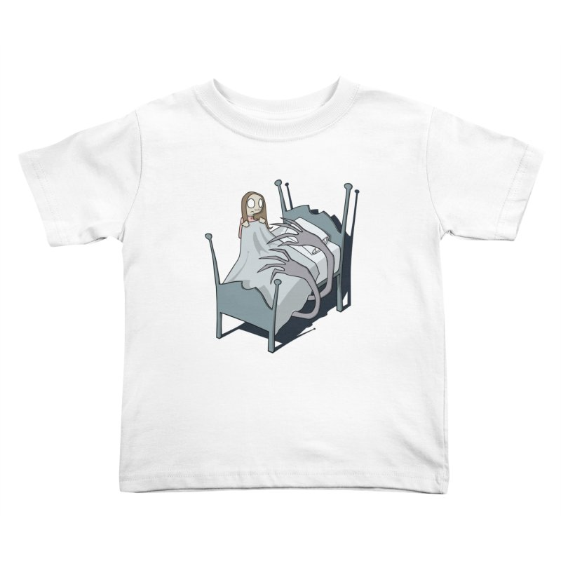 Bedtime Kids Toddler T-Shirt by facebunnies's Artist Shop