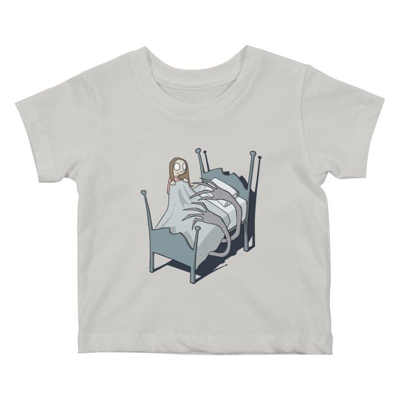 Bedtime Kids Baby T-Shirt by facebunnies's Artist Shop