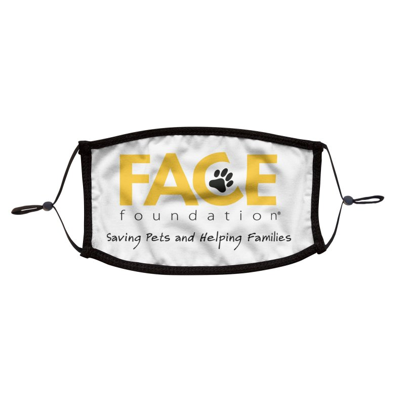 Classic Logo Accessories Face Mask by FACE Foundation's Shop