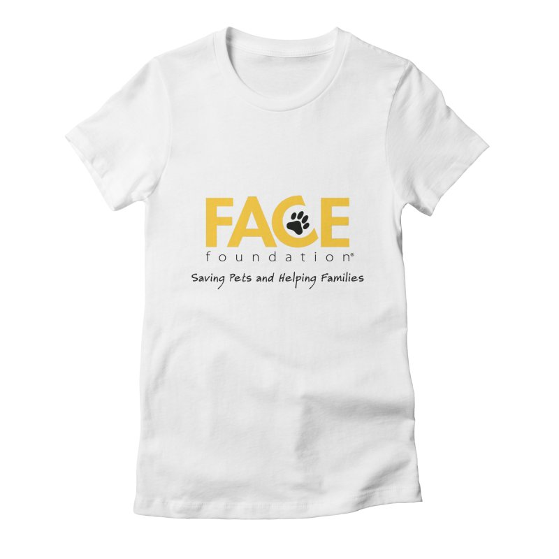 Classic Logo Women's T-Shirt by FACE Foundation's Shop