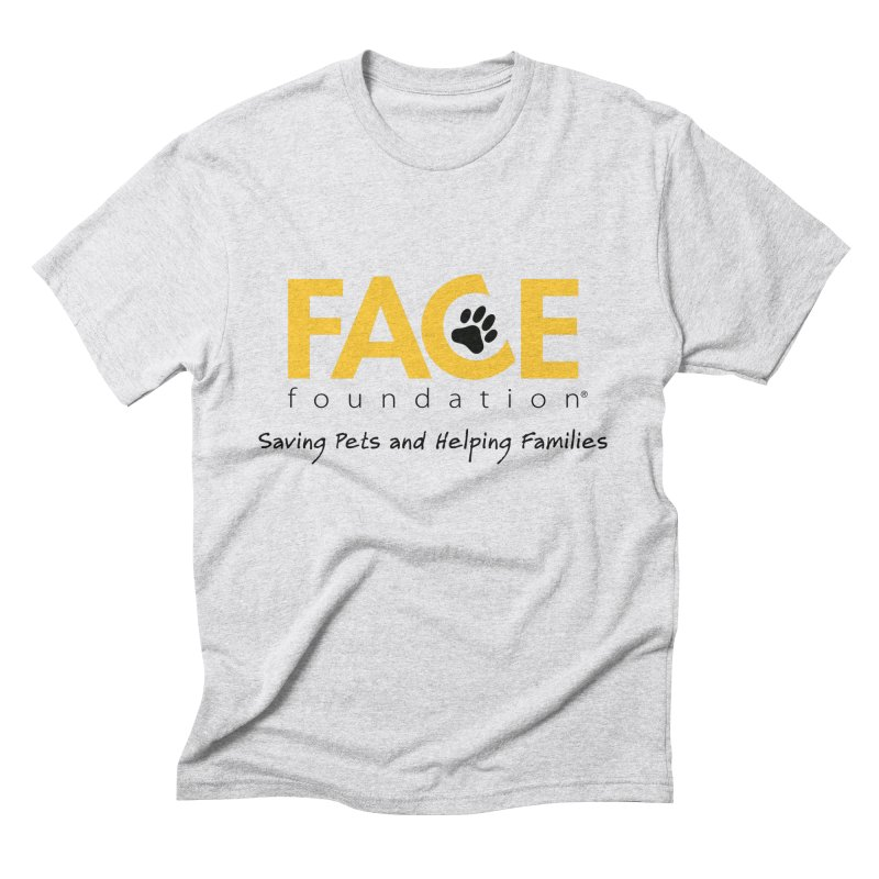 Apparel Men's Triblend T-Shirt by FACE Foundation's Shop