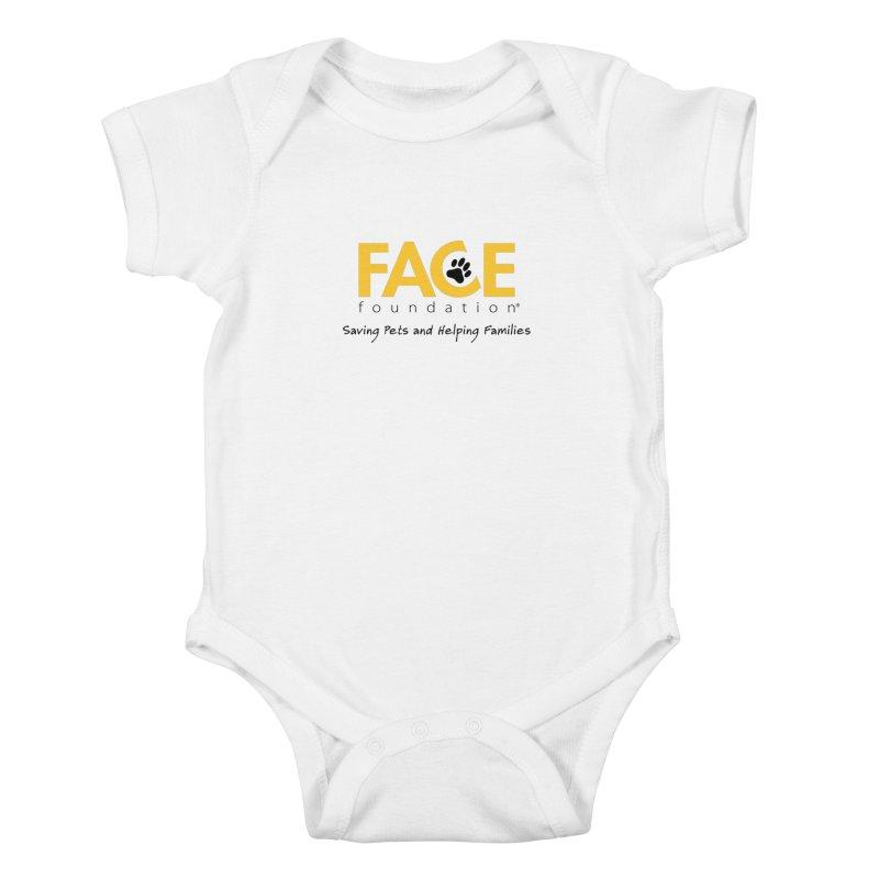 FACE Logo Kids Baby Bodysuit by FACE Foundation's Shop