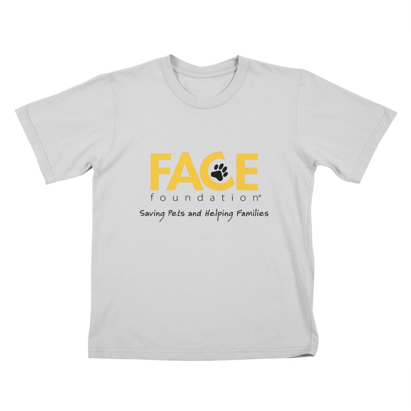 FACE Logo Kids T-Shirt by FACE Foundation's Shop