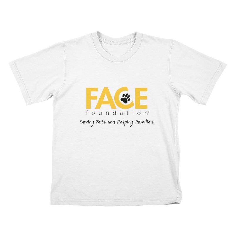 FACE Logo Kids T-Shirt by FACE Foundation's Shop