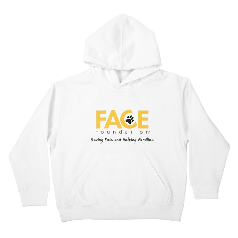 FACE Logo Kids Pullover Hoody by FACE Foundation's Shop