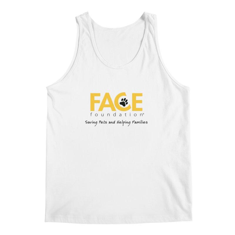 FACE Logo Men's Regular Tank by FACE Foundation's Shop