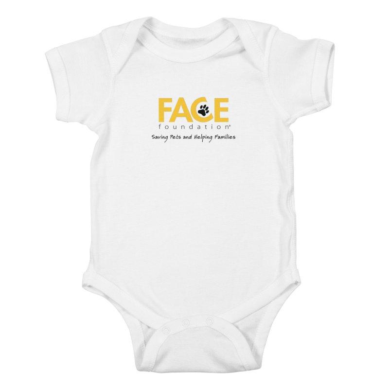 Kids Kids Baby Bodysuit by FACE Foundation's Shop