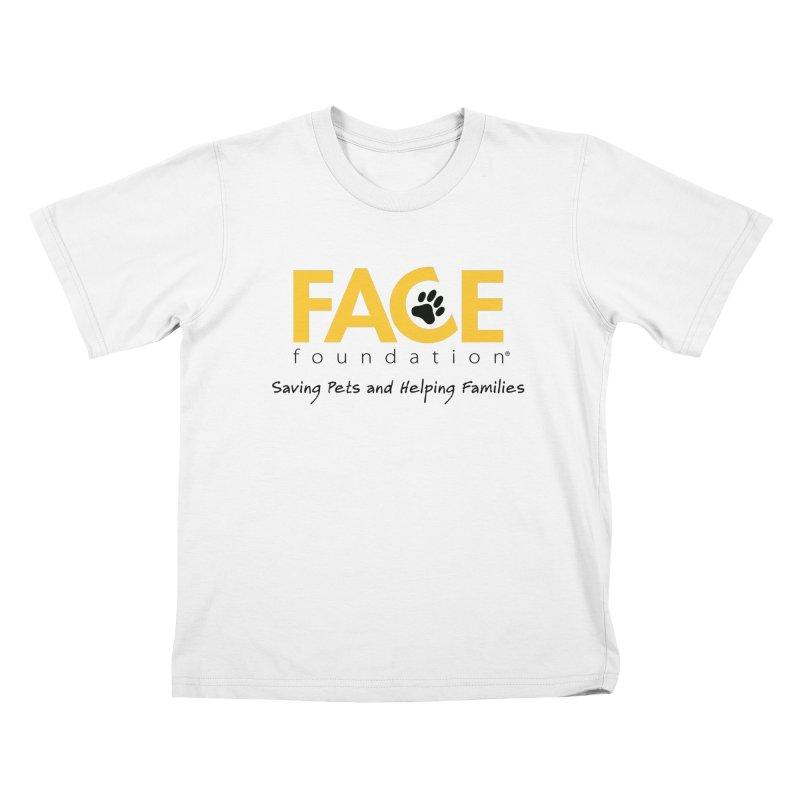 Kids Kids T-Shirt by FACE Foundation's Shop