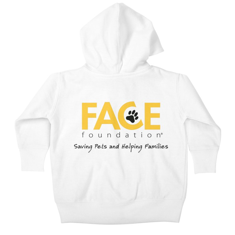 Kids Kids Baby Zip-Up Hoody by FACE Foundation's Shop