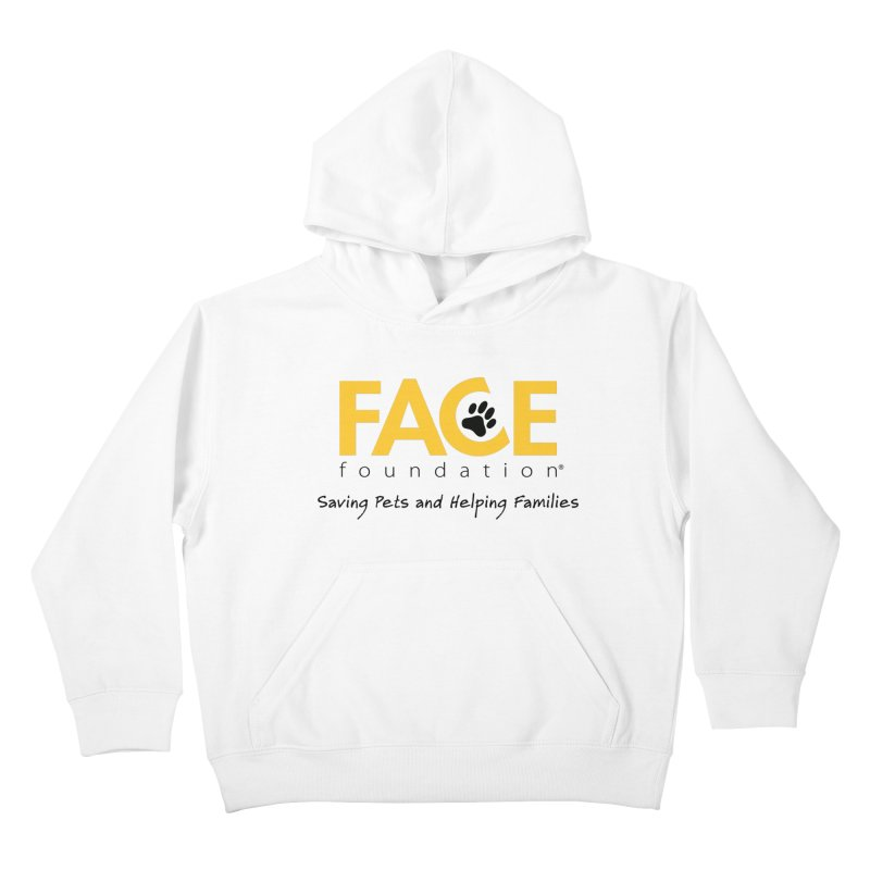 Kids Kids Pullover Hoody by FACE Foundation's Shop