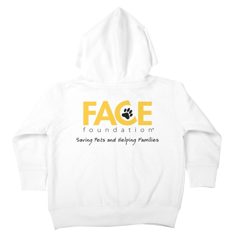 Kids Kids Toddler Zip-Up Hoody by FACE Foundation's Shop