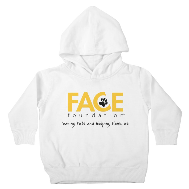 Kids Kids Toddler Pullover Hoody by FACE Foundation's Shop