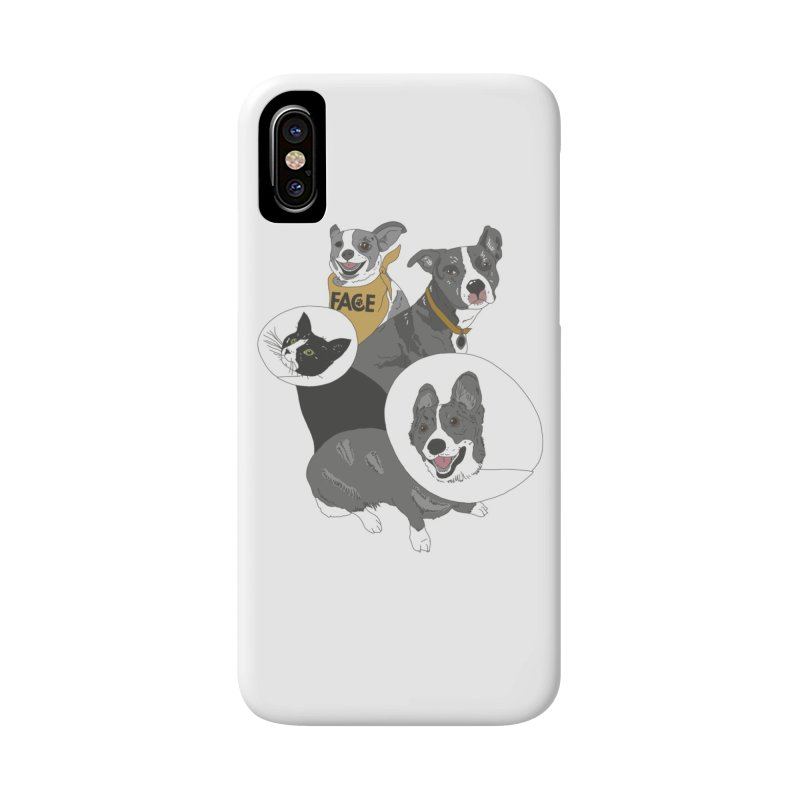 FACE Crew Accessories Phone Case by FACE Foundation's Shop