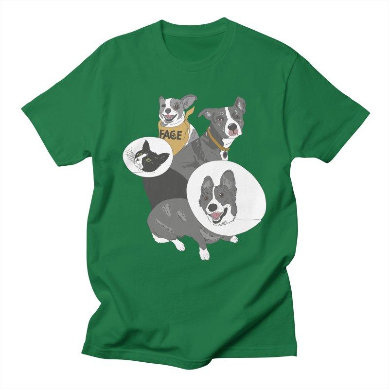 FACE Crew Women's Regular Unisex T-Shirt by FACE Foundation's Shop