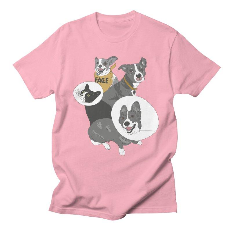 FACE Crew Men's Regular T-Shirt by FACE Foundation's Shop