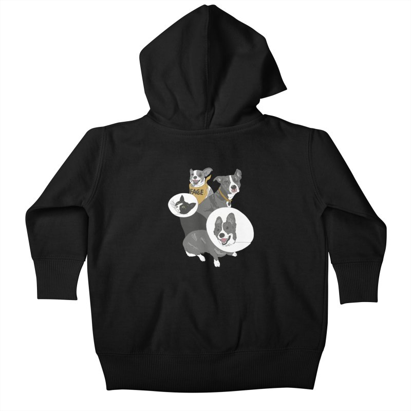 FACE Crew Kids Baby Zip-Up Hoody by FACE Foundation's Shop