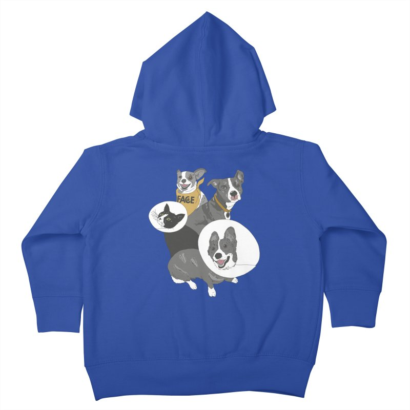 FACE Crew Kids Toddler Zip-Up Hoody by FACE Foundation's Shop