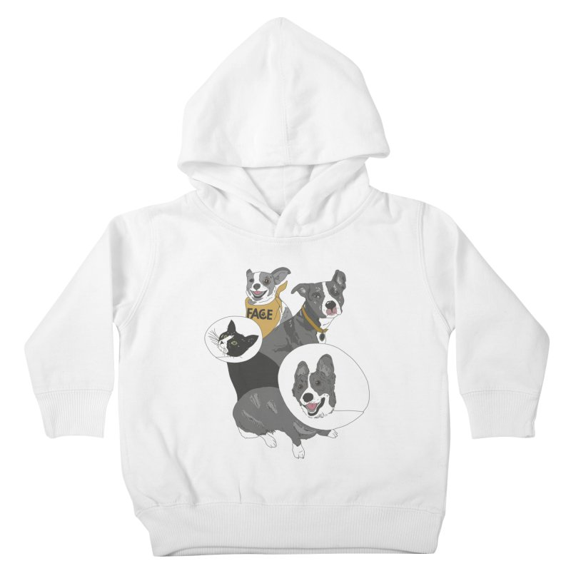 FACE Crew Kids Toddler Pullover Hoody by FACE Foundation's Shop