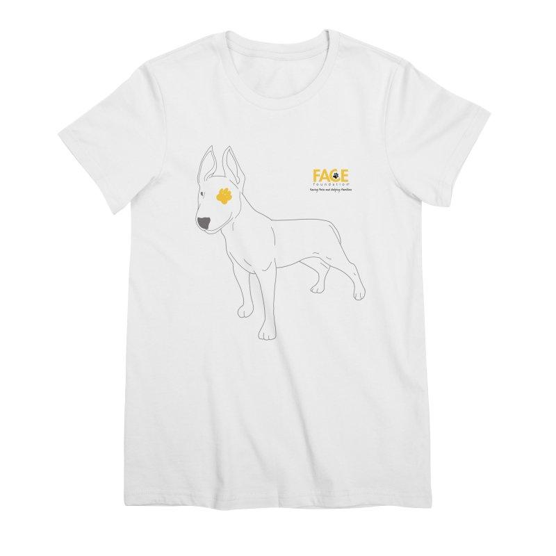 Aldo Women's Premium T-Shirt by FACE Foundation's Shop