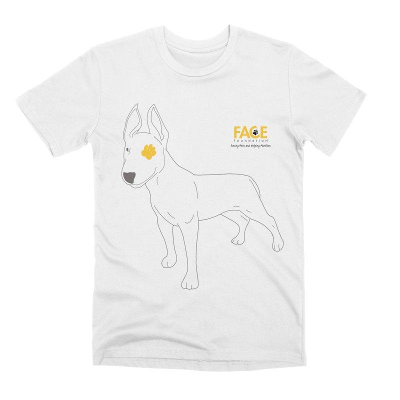 Aldo Men's Premium T-Shirt by FACE Foundation's Shop
