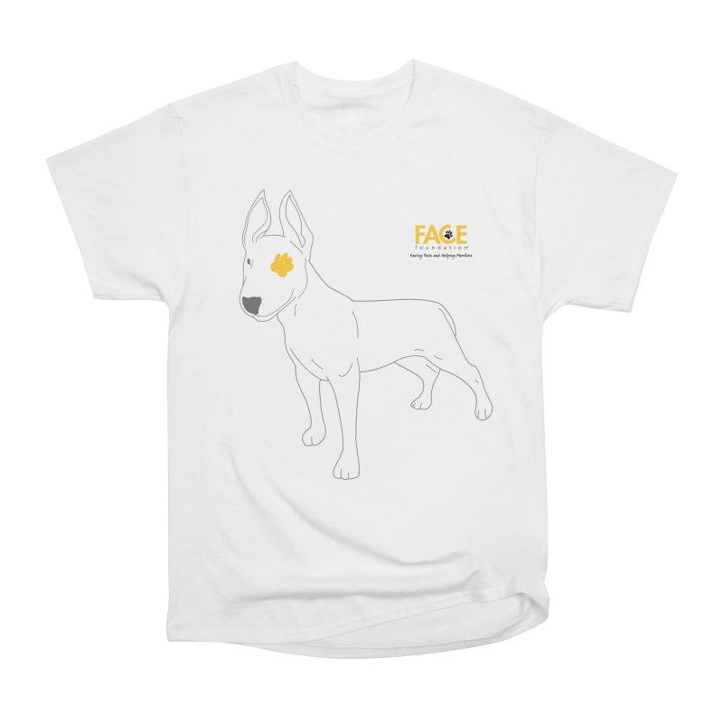 Aldo Men's Heavyweight T-Shirt by FACE Foundation's Shop