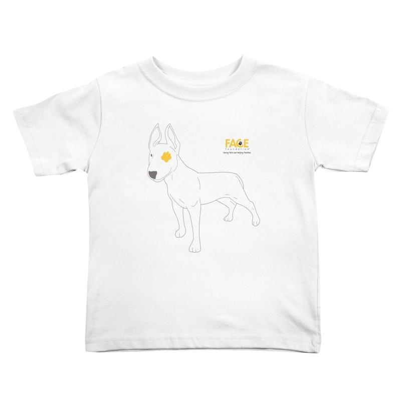 Aldo Kids Toddler T-Shirt by FACE Foundation's Shop