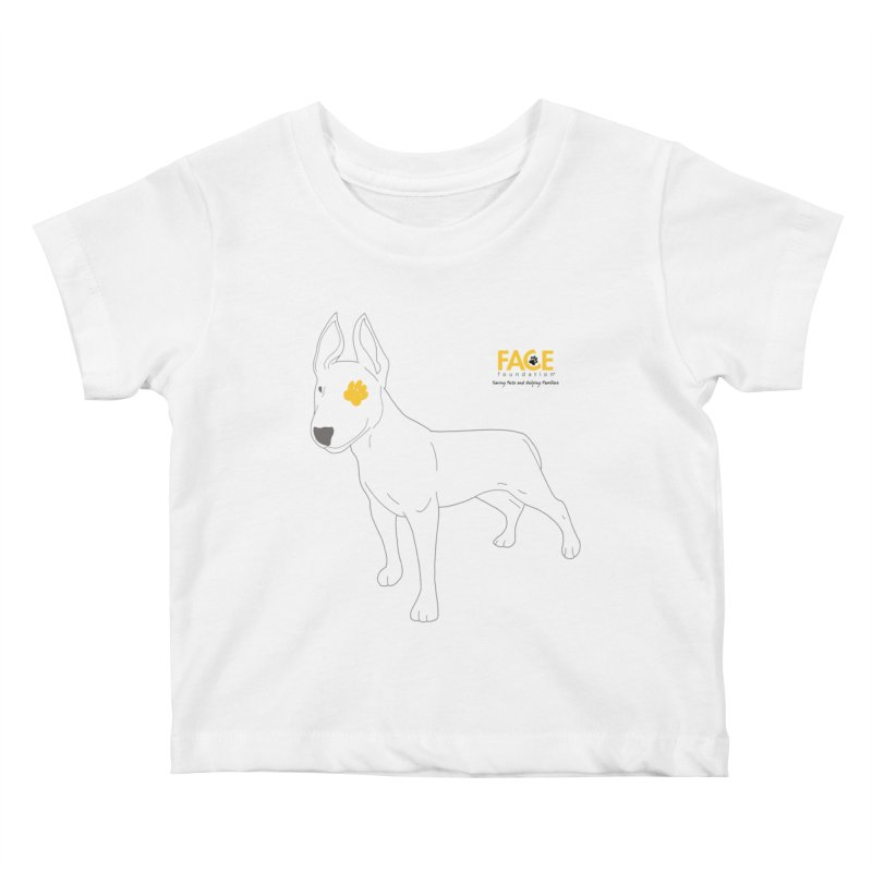 Aldo Kids Baby T-Shirt by FACE Foundation's Shop